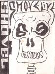 Shovel - first tape cover art by Eli Jones 1994