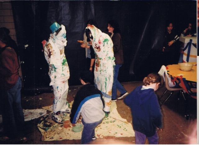 Lou Thomas and Spence edible art 1 feb 94 (2)