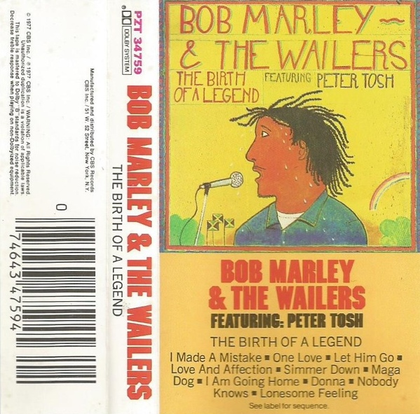 bob marley ska