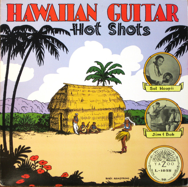 hawaiian guitar hotshots
