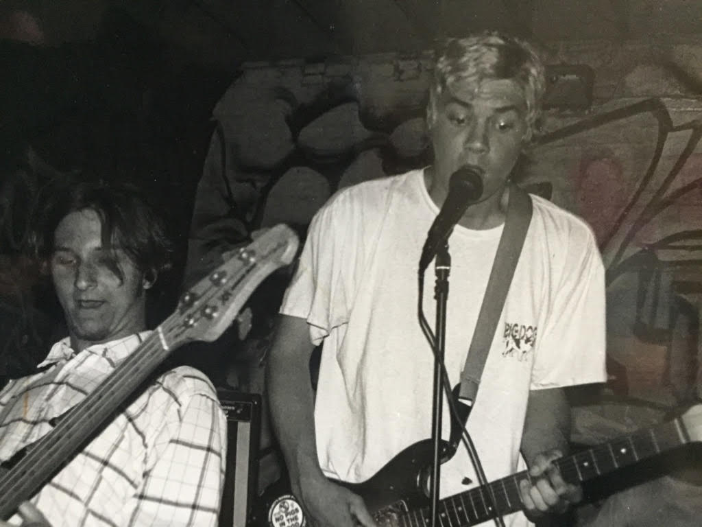 TGAF - Lou Thomas and Jeff Duncan - Manisexdestiny at The Loft 1995